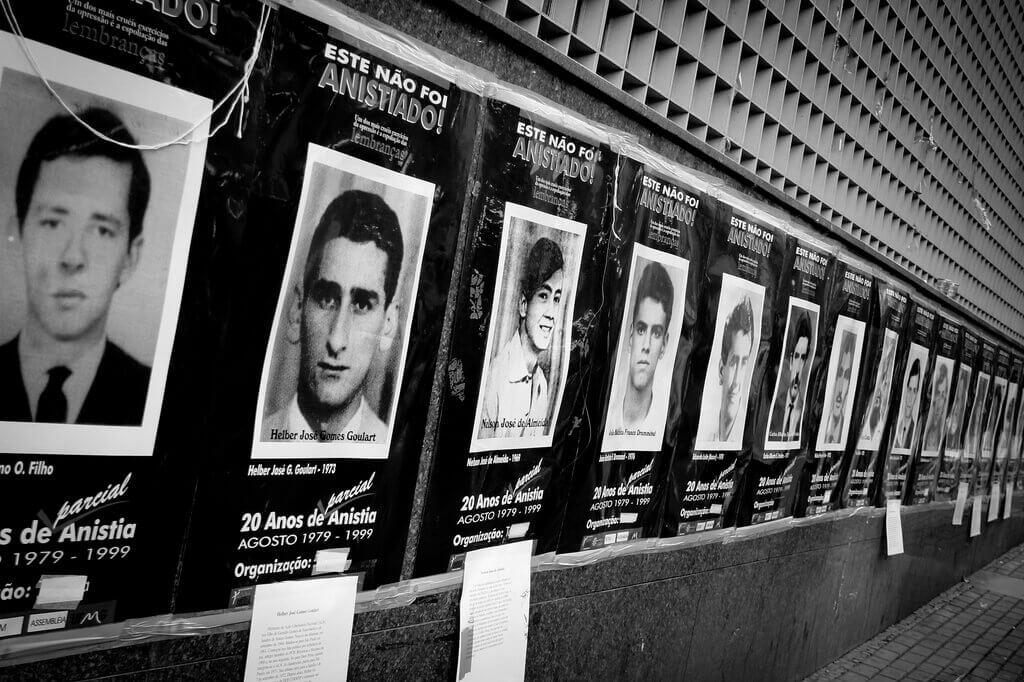investigação de desaparecidos